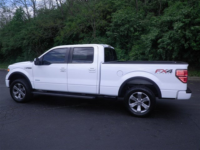 2013 F-150 SuperCrew Cab 4x4, Pickup #K26007A - photo 5