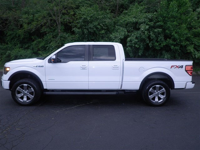 2013 F-150 SuperCrew Cab 4x4, Pickup #K26007A - photo 6