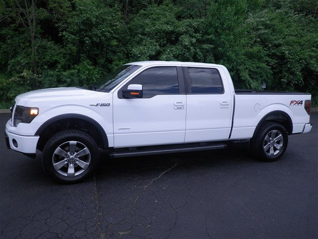 2013 F-150 SuperCrew Cab 4x4, Pickup #K26007A - photo 7