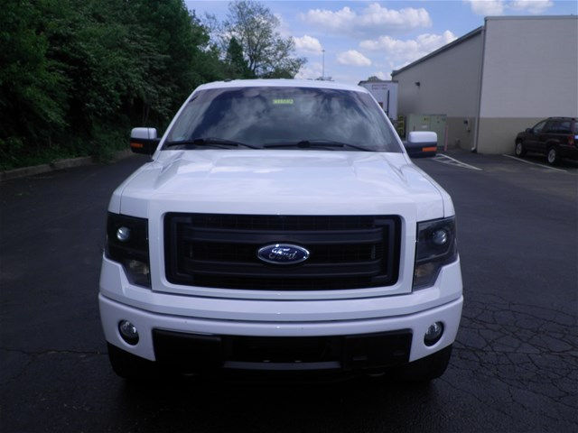 2013 F-150 SuperCrew Cab 4x4, Pickup #K26007A - photo 8