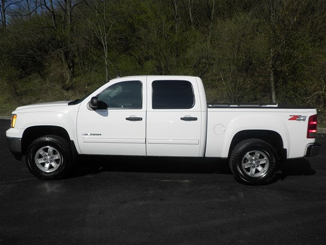 2011 Sierra 1500 Crew Cab 4x4, Pickup #K26463B - photo 6