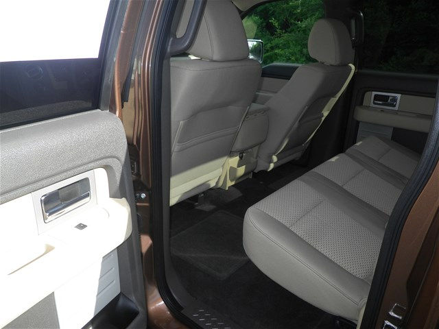 2011 F-150 SuperCrew Cab 4x4, Pickup #K26489A - photo 17