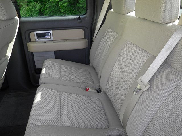 2011 F-150 SuperCrew Cab 4x4, Pickup #K26489A - photo 19