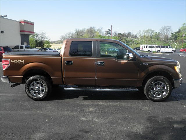2011 F-150 SuperCrew Cab 4x4, Pickup #K26489A - photo 3