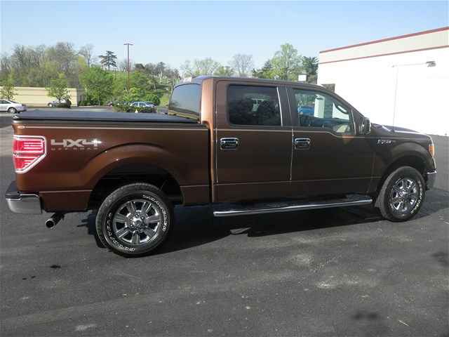 2011 F-150 SuperCrew Cab 4x4, Pickup #K26489A - photo 2