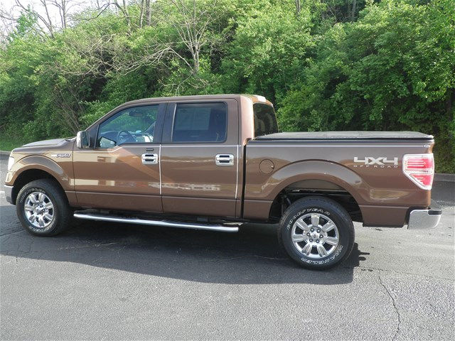 2011 F-150 SuperCrew Cab 4x4, Pickup #K26489A - photo 5