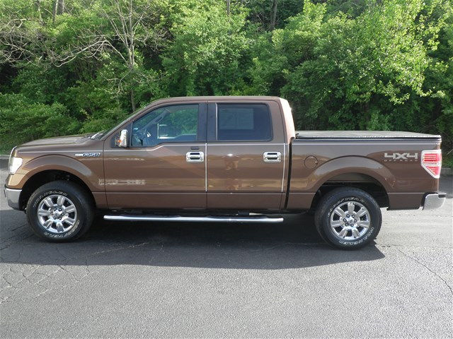 2011 F-150 SuperCrew Cab 4x4, Pickup #K26489A - photo 6