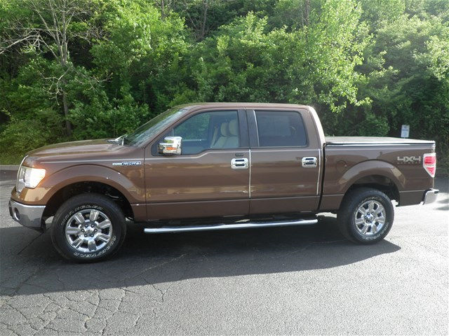 2011 F-150 SuperCrew Cab 4x4, Pickup #K26489A - photo 7