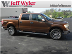 2011 F-150 SuperCrew Cab 4x4, Pickup #K26489A - photo 1