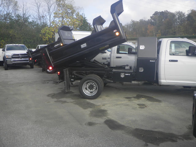 2016 Ram 4500 Crew Cab DRW 4x4, CM Truck Beds Platform Body #K90824 - photo 13