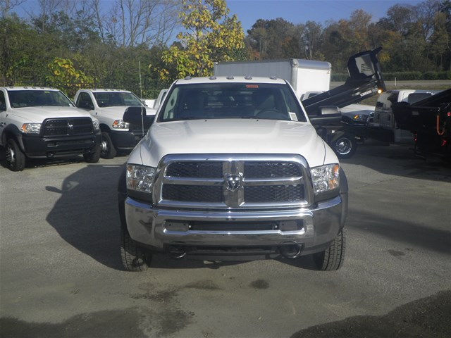 2016 Ram 4500 Crew Cab DRW 4x4, CM Truck Beds Platform Body #K90824 - photo 23