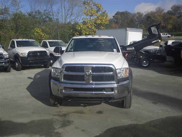 2016 Ram 4500 Crew Cab DRW 4x4, CM Truck Beds Platform Body #K90824 - photo 5