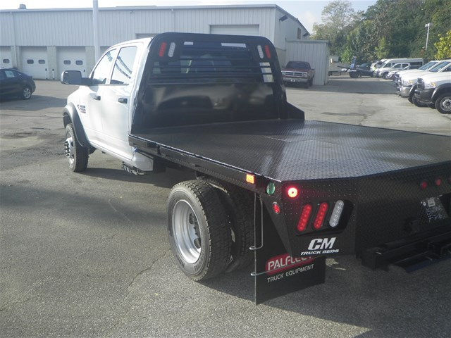 2016 Ram 4500 Crew Cab DRW 4x4, CM Truck Beds Platform Body #K90824 - photo 2