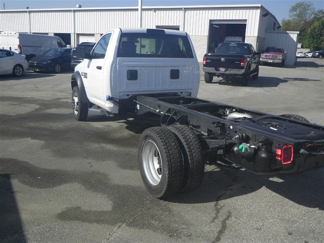 2017 Ram 4500 Regular Cab DRW 4x4, Cab Chassis #K90897 - photo 2