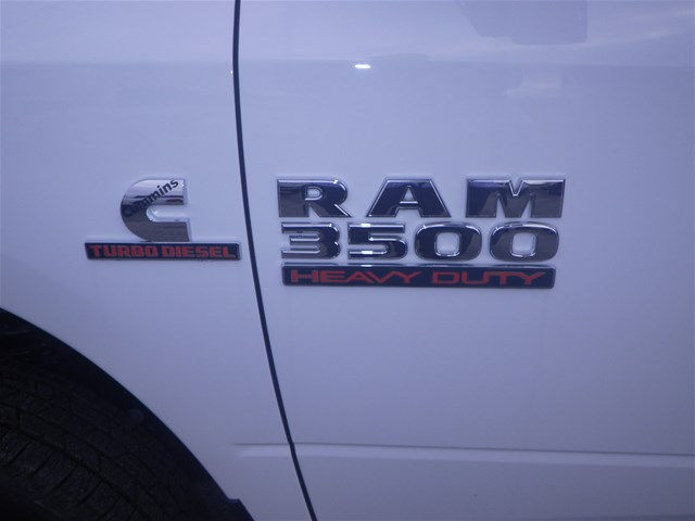 2017 Ram 3500 Crew Cab DRW 4x4, Hillsboro Platform Body #K90964 - photo 10