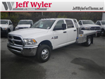 2017 Ram 3500 Crew Cab DRW 4x4, Hillsboro Platform Body #K90964 - photo 1