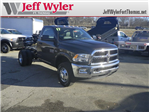 2017 Ram 3500 Regular Cab DRW 4x4, Cab Chassis #K91017 - photo 1