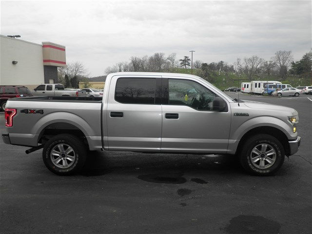 2015 F-150 SuperCrew Cab 4x4, Pickup #KT6020 - photo 3