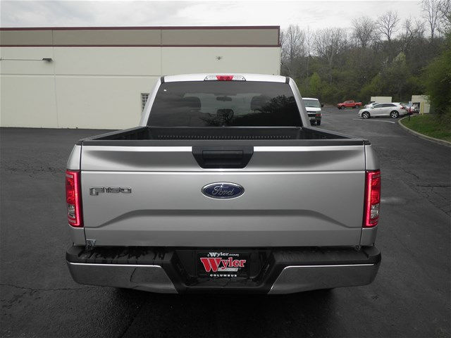 2015 F-150 SuperCrew Cab 4x4, Pickup #KT6020 - photo 4