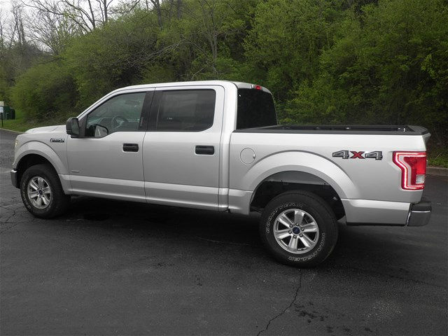 2015 F-150 SuperCrew Cab 4x4, Pickup #KT6020 - photo 5