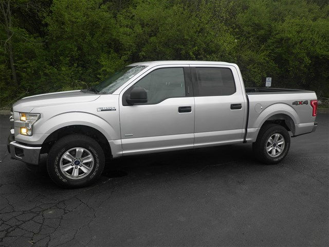 2015 F-150 SuperCrew Cab 4x4, Pickup #KT6020 - photo 7