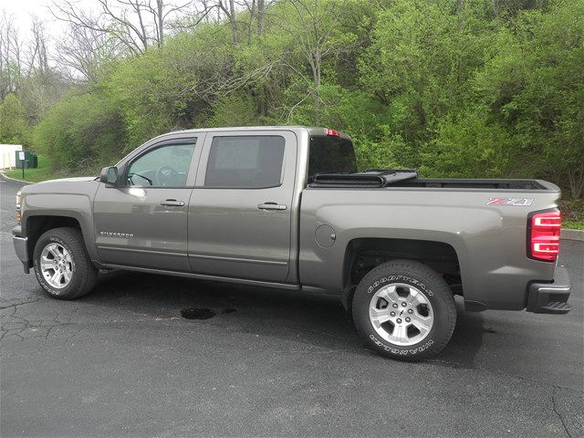 2015 Silverado 1500 Crew Cab 4x4, Pickup #KT6023 - photo 5