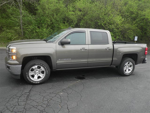 2015 Silverado 1500 Crew Cab 4x4, Pickup #KT6023 - photo 7