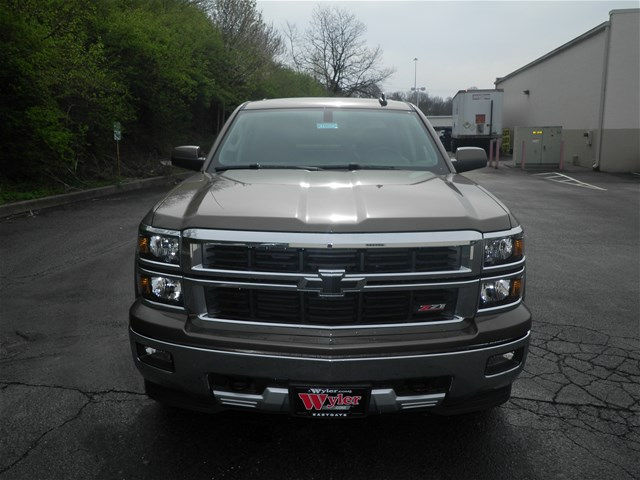 2015 Silverado 1500 Crew Cab 4x4, Pickup #KT6023 - photo 8