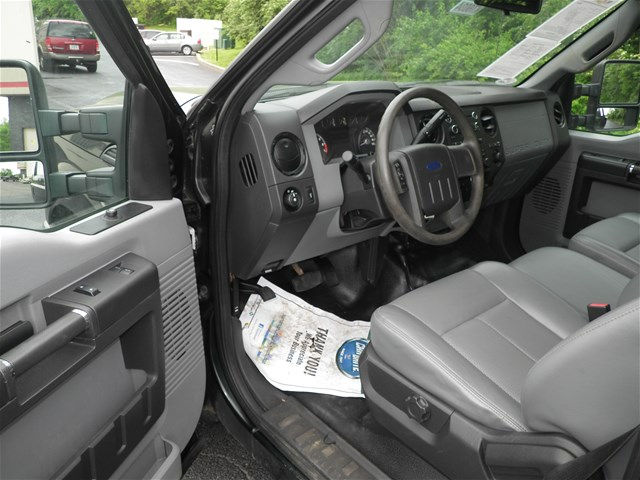 2013 F-250 Regular Cab 4x4, Cab Chassis #KT6034 - photo 13