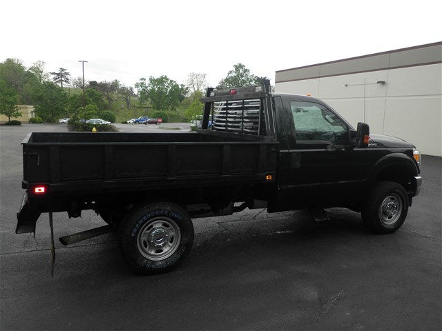 2013 F-250 Regular Cab 4x4, Cab Chassis #KT6034 - photo 2
