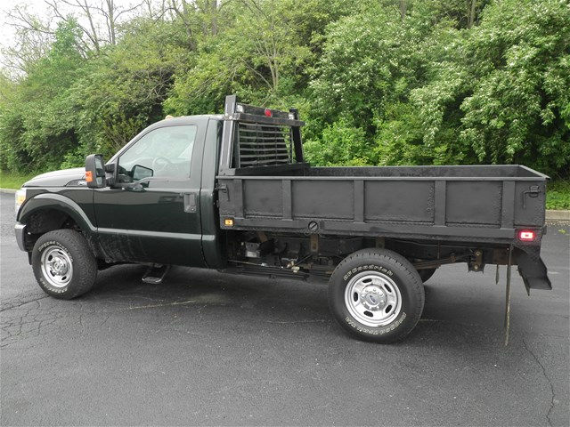 2013 F-250 Regular Cab 4x4, Cab Chassis #KT6034 - photo 5