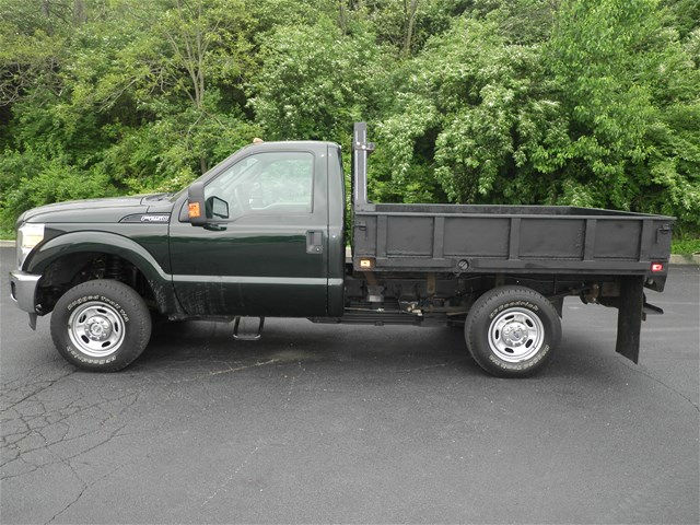 2013 F-250 Regular Cab 4x4, Cab Chassis #KT6034 - photo 6
