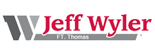 Jeff Wyler CDJR Ft. Thomas logo