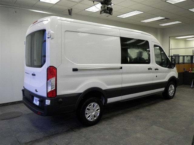 2016 Transit 350 Medium Roof Cargo Van #161967 - photo 2