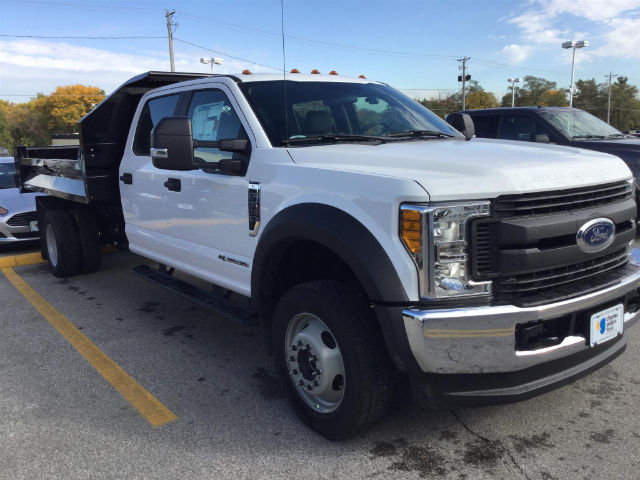 2017 F-550 Crew Cab DRW 4x4, Knapheide Dump Body #171265 - photo 4