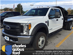 2017 F-550 Crew Cab DRW 4x4, Knapheide Dump Body #171265 - photo 1