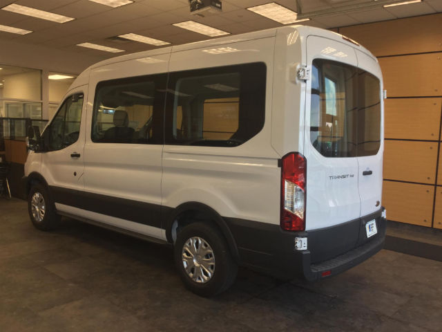 2017 Transit 150 Passenger Wagon #171268 - photo 2