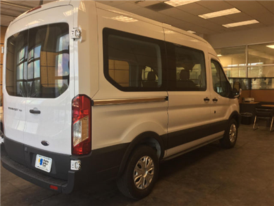 2017 Transit 150 Passenger Wagon #171268 - photo 6
