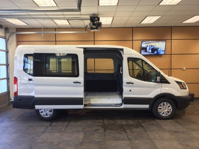 2017 Transit 350 Med Roof 4x2,  Empty Cargo Van #171270 - photo 5