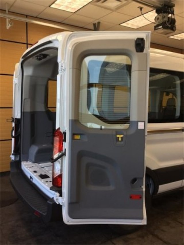 2017 Transit 350 Med Roof 4x2,  Empty Cargo Van #171270 - photo 7