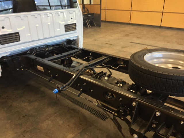 2017 F-450 Regular Cab DRW 4x4 Cab Chassis #171893 - photo 6