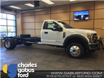 2017 F-450 Regular Cab DRW 4x4 Cab Chassis #171893 - photo 1