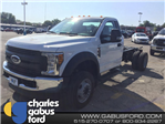 2017 F-550 Regular Cab DRW 4x4 Cab Chassis #172847 - photo 1