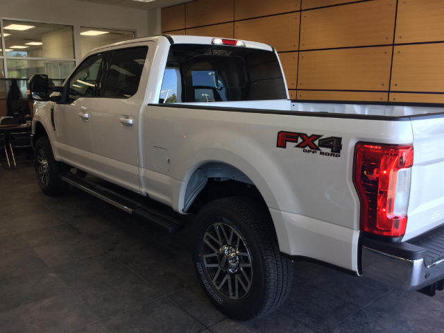 2017 F-250 Crew Cab 4x4 Pickup #173205 - photo 2