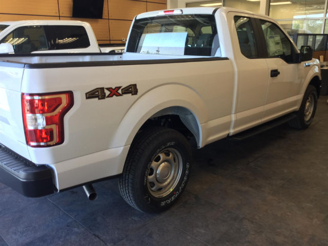 2018 F-150 Super Cab 4x4 Pickup #181036 - photo 6
