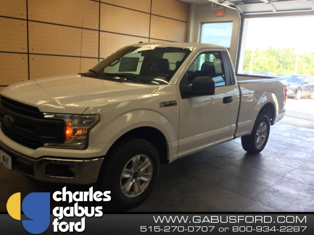 2018 F-150 Regular Cab Pickup #181039 - photo 1