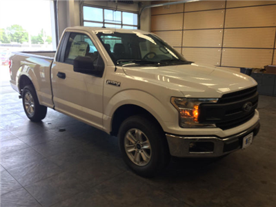 2018 F-150 Regular Cab Pickup #181039 - photo 4