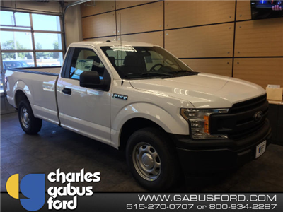 2018 F-150 Regular Cab, Pickup #181076 - photo 1