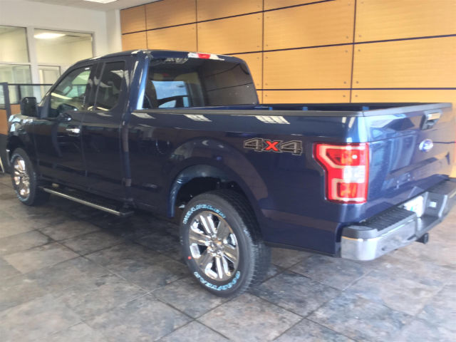 2018 F-150 Super Cab 4x4 Pickup #181092 - photo 2