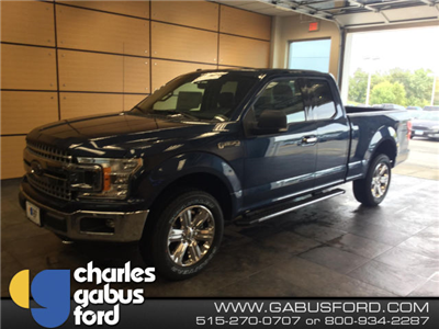 2018 F-150 Super Cab 4x4 Pickup #181092 - photo 1